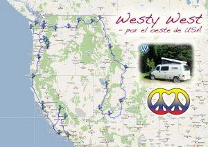 Ruta Westy West 2011