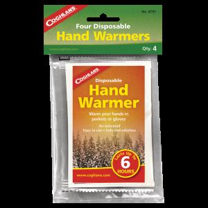 Calentadores de manos, Hand Warmers, Coghlans