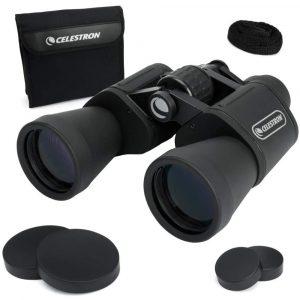 Binoculares  G2 10x50, Celestron, negro, unisex
