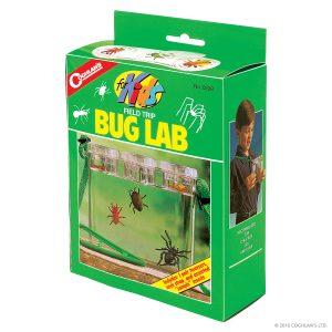 Laboratorio de insectos