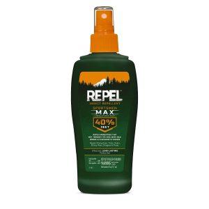 Repelente Repel sports max 40% Deet