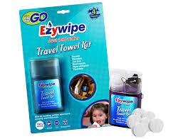 Kit toallas de viaje