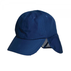 Gorra Con  Protección En El Cuello Para Niños