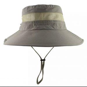 Sombrero de Secado Rápido con malla, Unisex, Basic