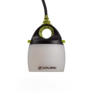 Linterma mini usb blanco light a life Goalzero