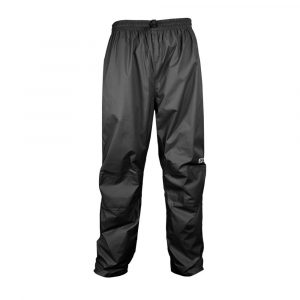 Pantalón impermeable Jakuta negro unisex, Red ledge
