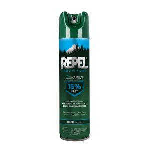 Repelente family aerosol 15% Deet, Repel