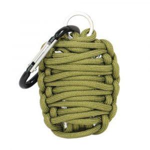 kit de supervivencia y Llavero Paracord, Basic